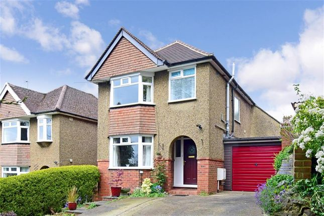 Thumbnail Detached house for sale in Hillview Drive, Redhill, Surrey
