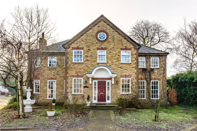 Thumbnail Detached house for sale in Hambledon Place, London