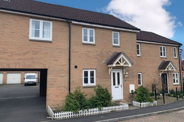Thumbnail Terraced house to rent in Vienna Way, Stockmoor, Bridgwater, Somerset