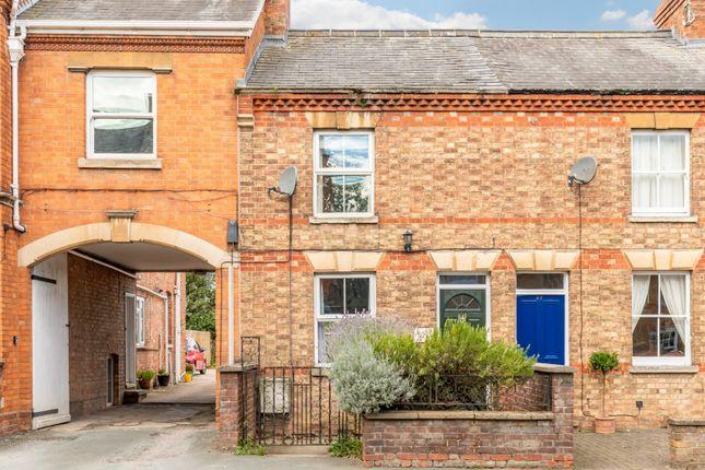 Thumbnail Terraced house for sale in High Street, Winslow, Buckingham