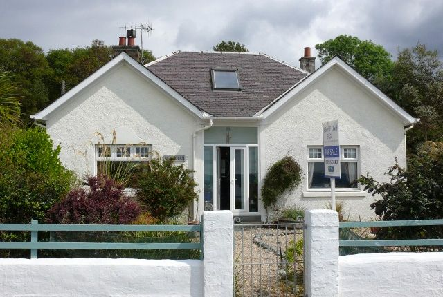 Thumbnail Detached bungalow for sale in Pirnmill, Isle Of Arran