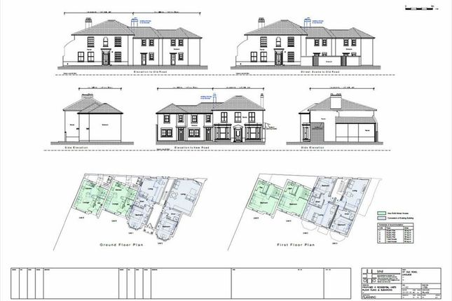 Thumbnail Land for sale in Old Road, Linslade, Leighton Buzzard