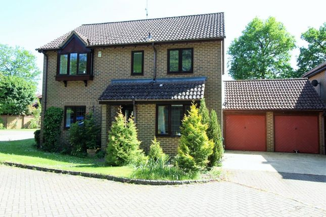 Thumbnail Detached house for sale in Theobalds Way, Frimley
