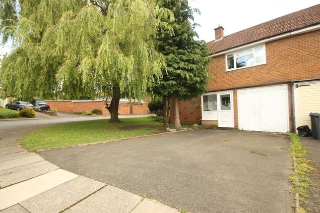 Thumbnail Semi-detached house for sale in Presthope Road, Bournville, West Midlands