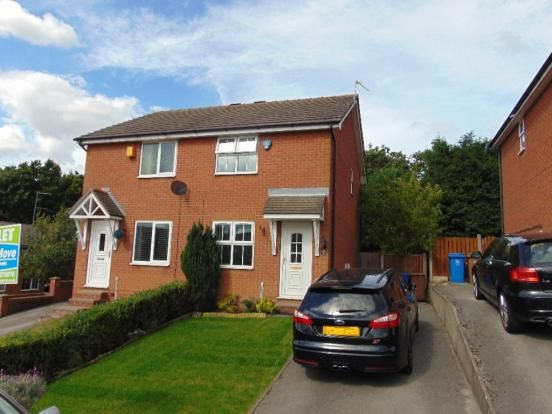 Thumbnail Semi-detached house to rent in Dunwoody Close, Mansfield