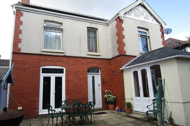 Thumbnail Detached house for sale in Heol Y Graig, Clydach, Swansea, City And County Of Swansea.