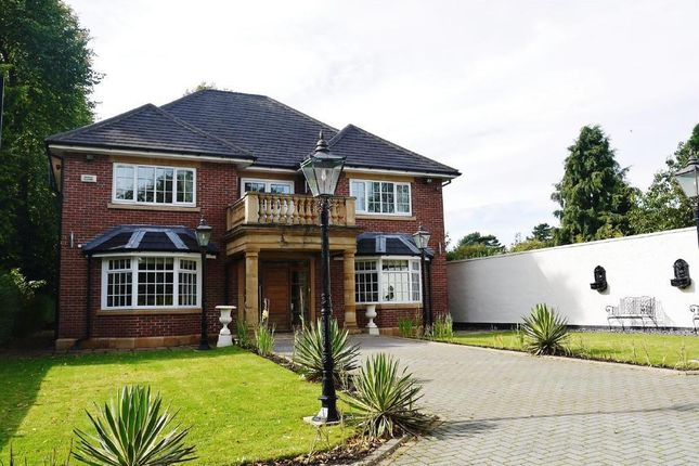Thumbnail Detached house for sale in The Grove, Marton-In-Cleveland, Middlesbrough