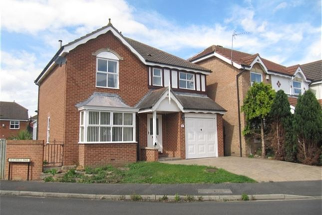 Thumbnail Detached house to rent in Heathfield Park, Middleton St. George, Darlington