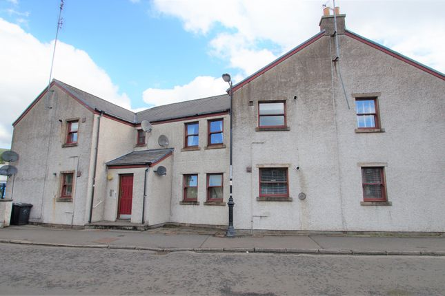 Front Elevation of Backbrae Street, Kilsyth G65
