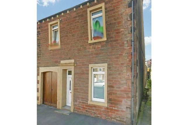 3 bed semi-detached house for sale in Lawson Street, Aspatria, Wigton, Cumbria