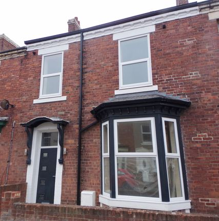 Thumbnail Terraced house for sale in Stanley Street, Blyth