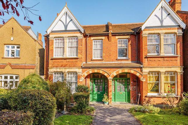 4 bed maisonette for sale in St Marys Road, Ealing, London W5