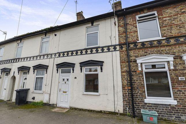 Thumbnail Terraced house to rent in Parliament Street, Norton, Malton