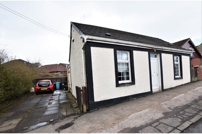 Thumbnail Detached house for sale in Main Street, Shotts