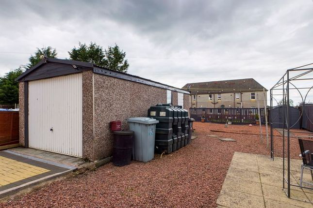 Garage of Newtonhead Road, Rigside, Lanark ML11