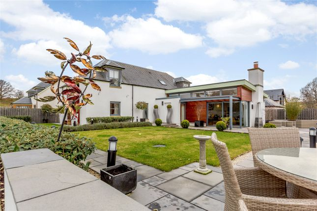 Thumbnail Detached house for sale in The Oaks, Moneydie, Luncarty, Perth