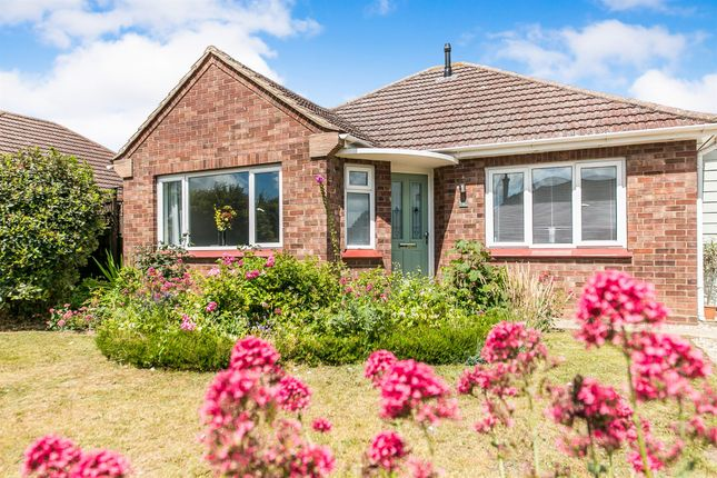 Thumbnail Detached bungalow for sale in Whitefriars Way, Prettygate, Colchester