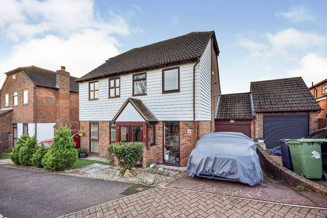 2 bed semi-detached house for sale in Button Lane, Bearsted, Maidstone, Kent ME15
