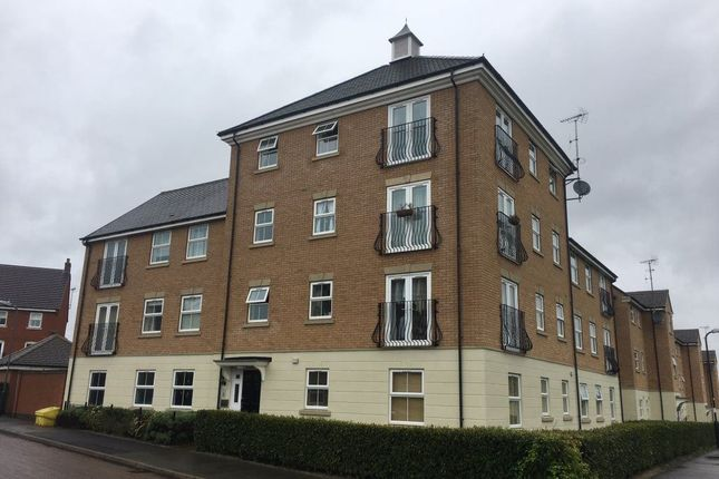 Thumbnail Flat to rent in Flaxdown Gardens, Coton Meadows, Rugby
