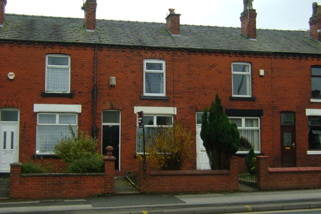 Thumbnail Terraced house to rent in Wigan Road, Bolton