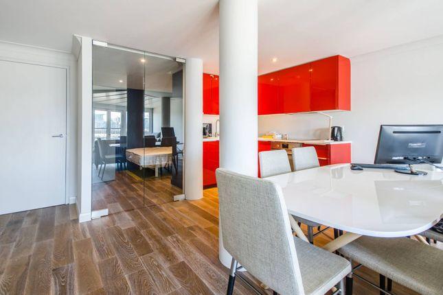 Thumbnail Flat to rent in Bermondsey Wall West, Bermondsey