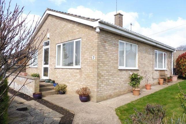 Thumbnail Detached bungalow for sale in Sackville Street, Thrapston, Kettering