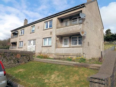 Thumbnail Flat for sale in High Street, Campbeltown
