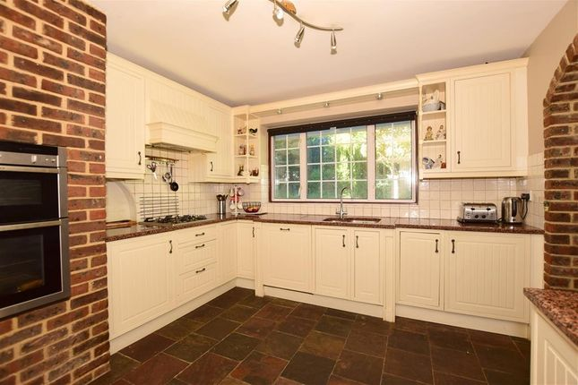 Thumbnail Detached house for sale in Darland Avenue, Darland, Gillingham, Kent