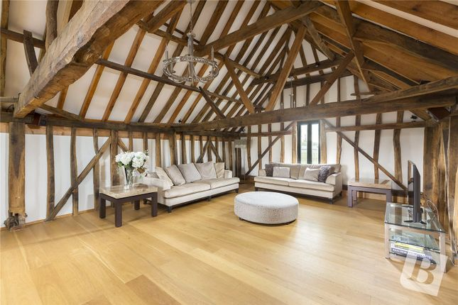 Thumbnail Detached house for sale in Margaretting Road, Writtle, Chelmsford, Essex