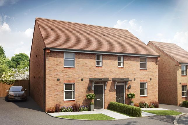 "3 bedroom semi-detached house for sale in ""Yarmouth"" at St. Georges Way, Newport"