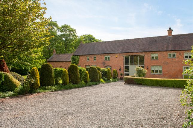 Thumbnail Barn conversion for sale in Kingsbrook Court, Stanford On Soar, Loughborough
