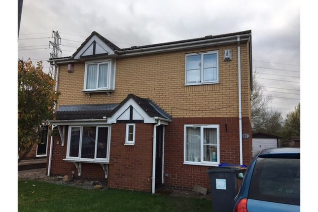 Thumbnail Semi-detached house for sale in Broughton Road, Bucknall, Stoke-On-Trent