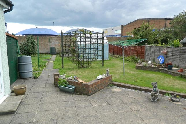 Rear Garden of Iona Crescent, Cippenham, Berkshire SL1