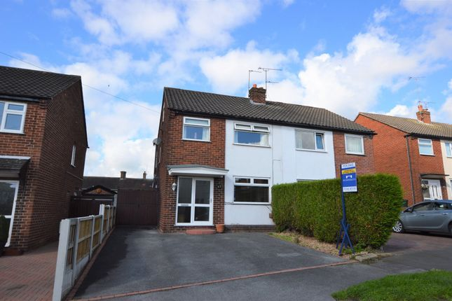 Thumbnail Semi-detached house for sale in Marian Drive, Great Boughton, Chester