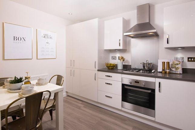 """Thumbnail Semi-detached house for sale in """"Folkestone"""" at Queen Charlton Lane, Whitchurch, Bristol"""