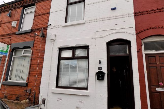 Thumbnail Terraced house to rent in Stepney Grove, Anfied, Liverpool