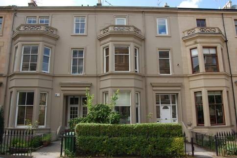 Thumbnail Flat to rent in 50 Cecil Street, Hillhead, Glasgow
