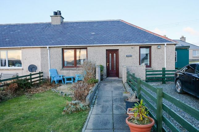 2 bed semi-detached bungalow for sale in Breasclete, Isle Of Lewis HS2