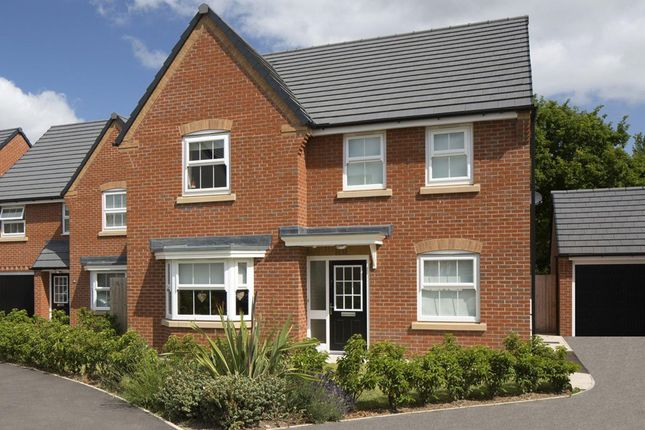 "Thumbnail Detached house for sale in ""Holden"" at Cheriton Close, Connah's Quay, Deeside"