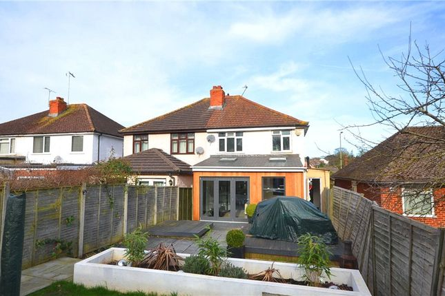 3 bed semi-detached house for sale in Winchester Road, Basingstoke, Hampshire