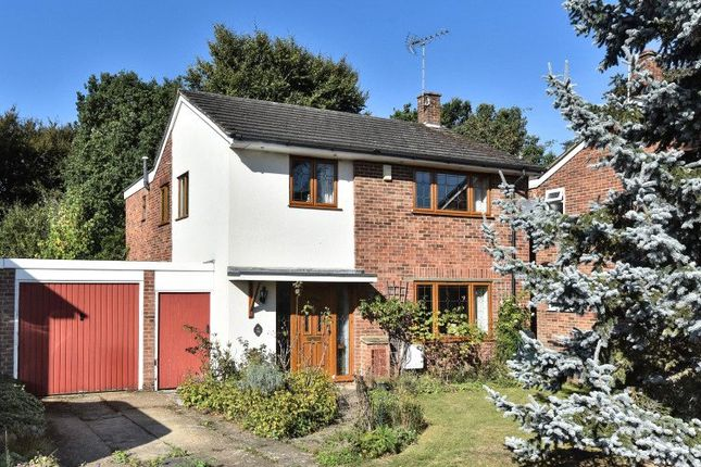 Thumbnail Detached house for sale in Parkhill Road, Blackwater, Camberley