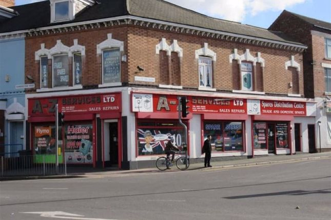 Thumbnail Commercial property for sale in Spinney Hill Road, Leicester