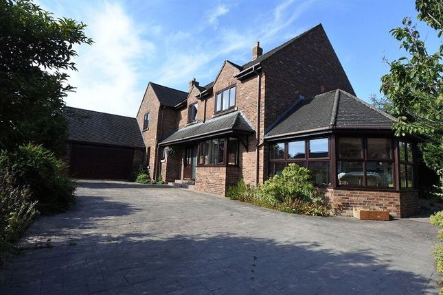 Thumbnail Detached house for sale in Scotby Road, Scotby, Carlisle