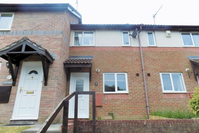 Thumbnail Terraced house to rent in Dan Yr Ardd, Caerphilly