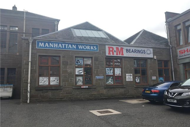Thumbnail Industrial to let in Unit 13 Manhattan Works, Dundee