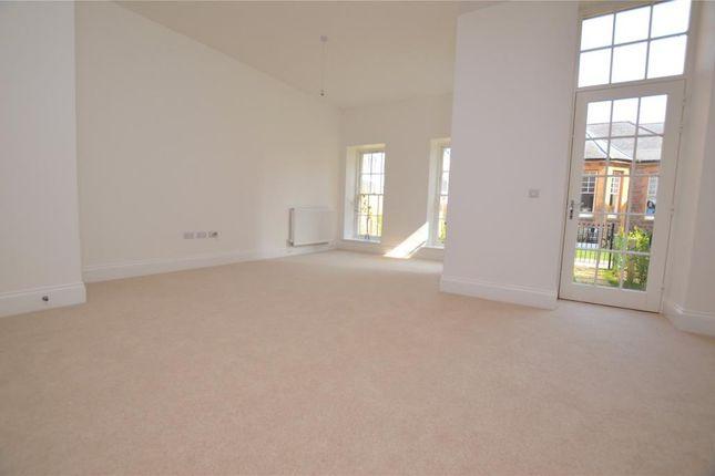 Living Room of The Hamptons, Cotford St. Luke, Taunton, Somerset TA4