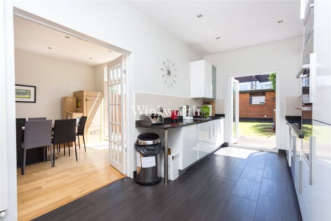 Thumbnail Semi-detached house to rent in Ambrose Avenue, London