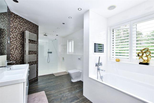 Bathroom of Lower Plantation, Rickmansworth, Hertfordshire WD3