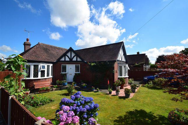 Thumbnail Detached bungalow for sale in Mytton Oak Road, Shrewsbury