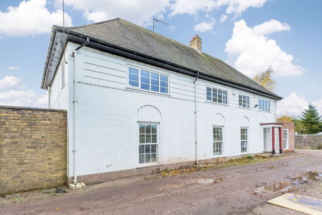 Thumbnail Detached house for sale in Cheshire Point Station Road, Madeley, Crewe